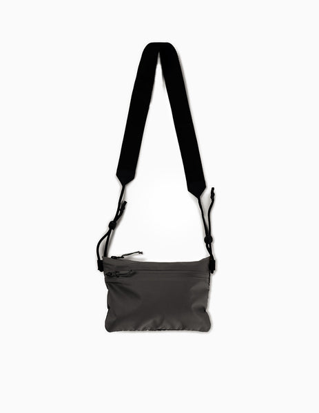 Rains Ultralight Crossbody Pouch Bag - Black Bag - CARTOCON