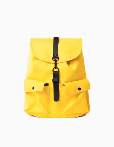 Rains Camp Bag - Yellow Bag - CARTOCON