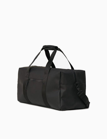 Rains Gym Bag - Black Bag - CARTOCON