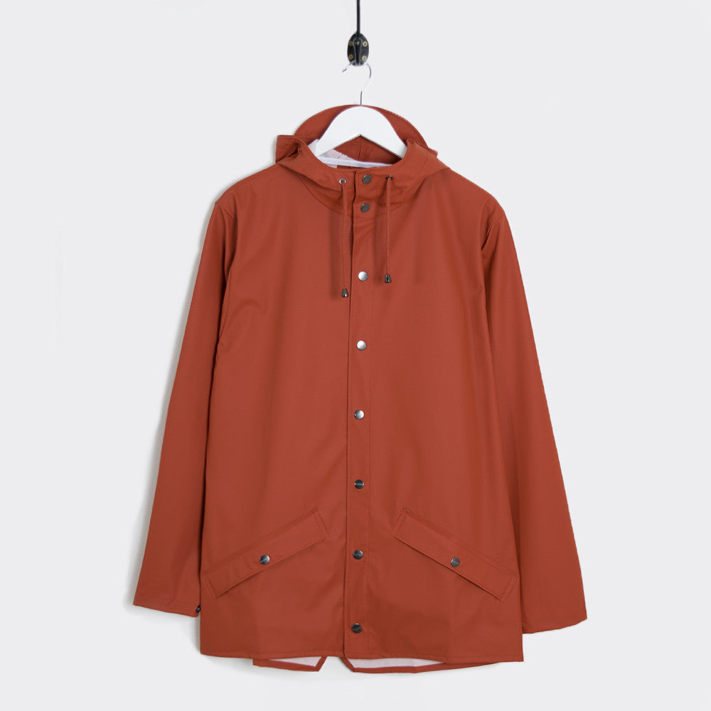 Rains 1201 Jacket - Rust  - CARTOCON