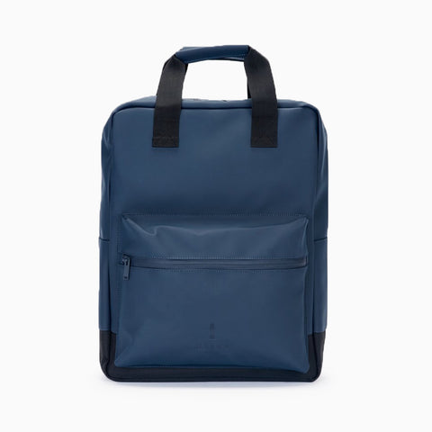 Rains Scout Bag - Navy Backpack - CARTOCON