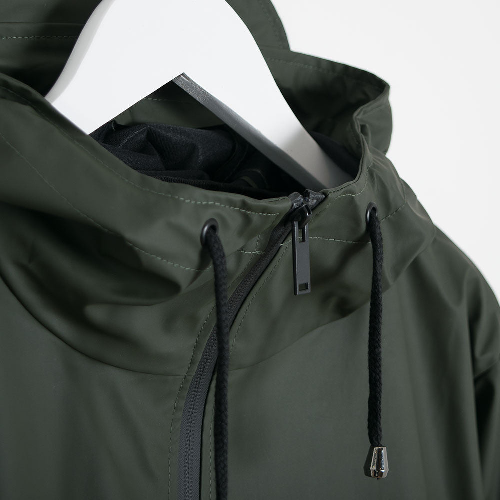 Rains Breaker Jacket - Green - 3