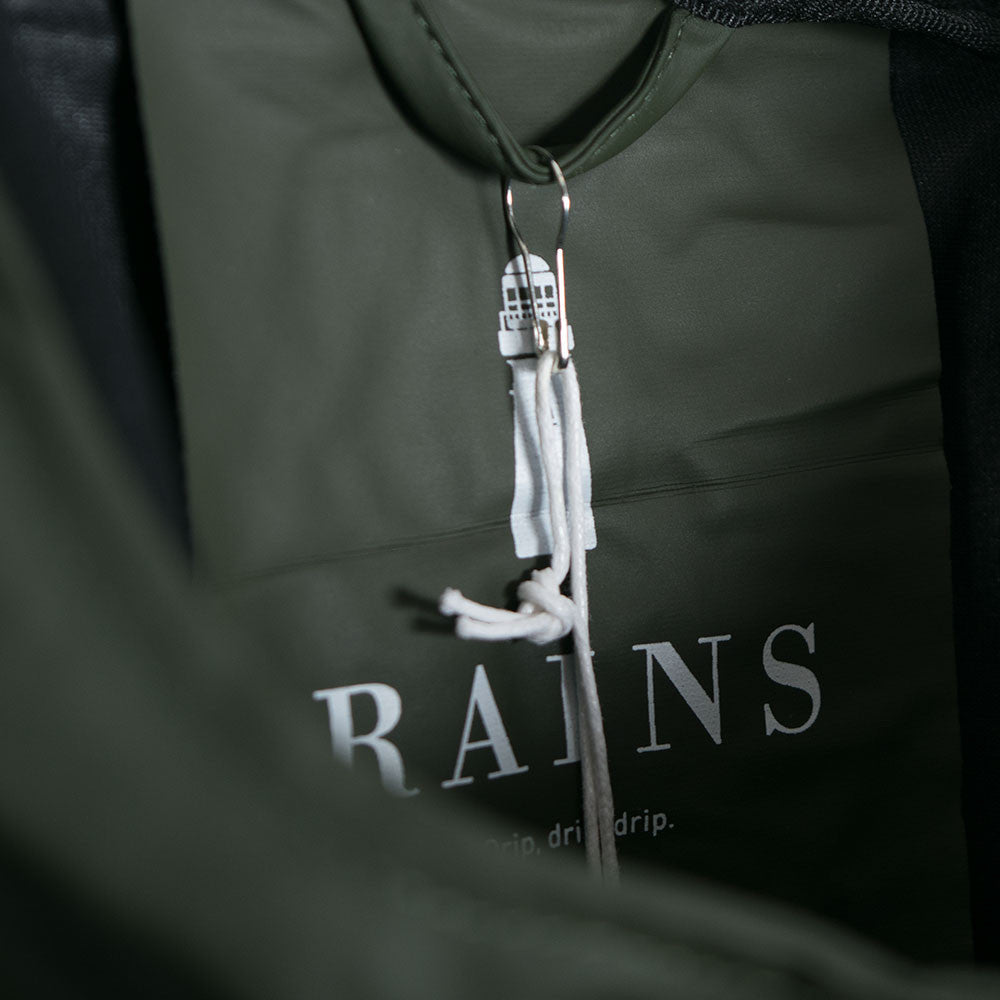 Rains Breaker Jacket - Green - 6