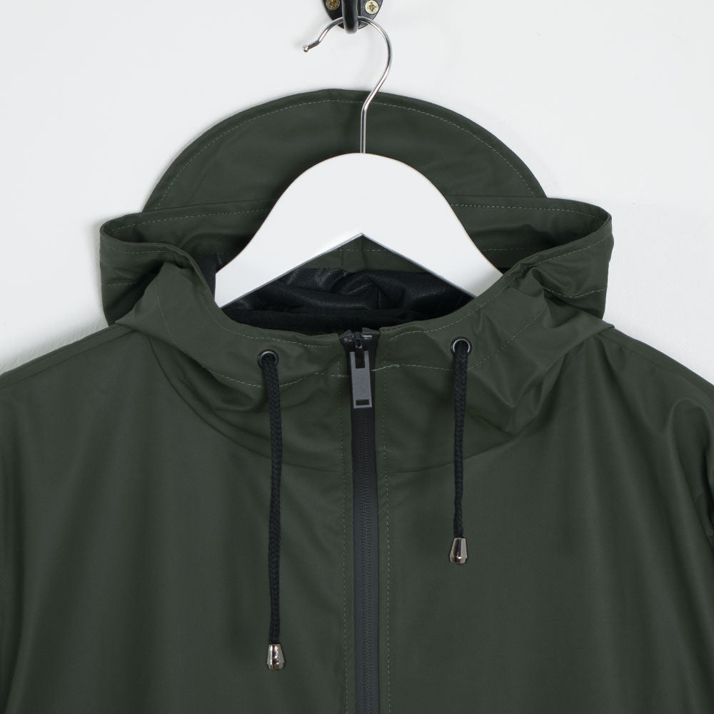 Rains Breaker Jacket - Green - 2