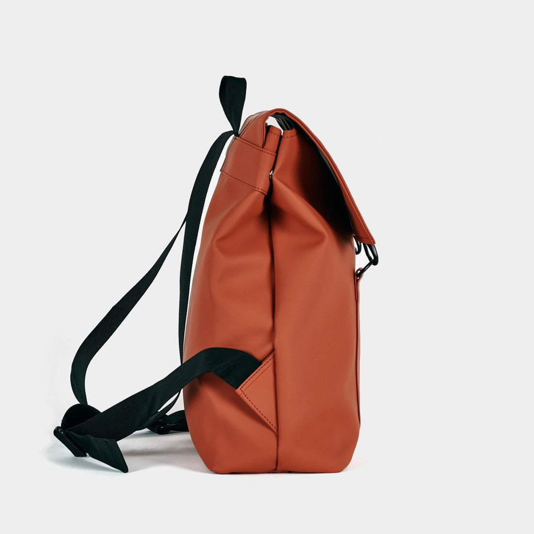 Rains MSN Bag - Rust - 3