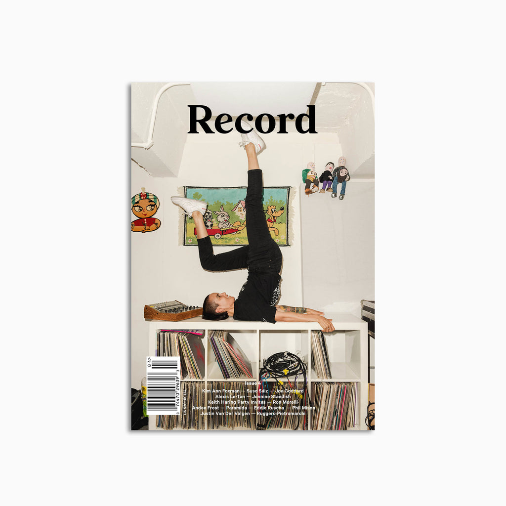 Record Culture - Issue 4