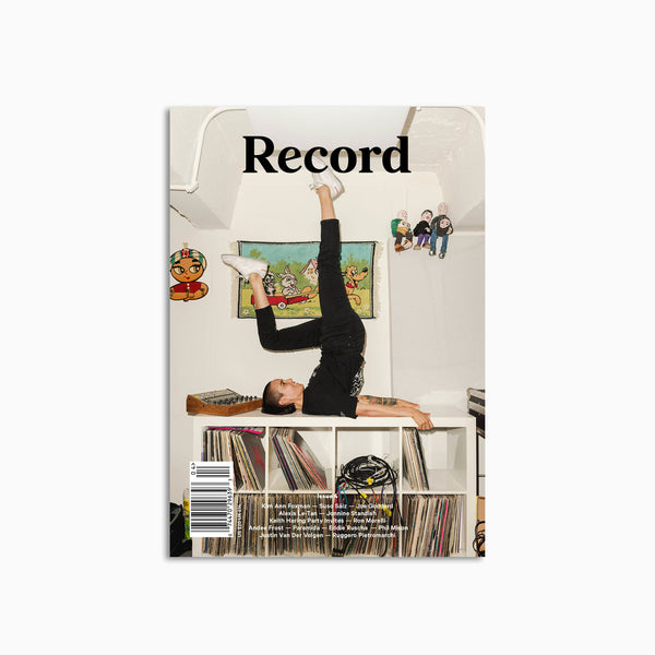 Record Culture - Issue 4 Magazine - CARTOCON