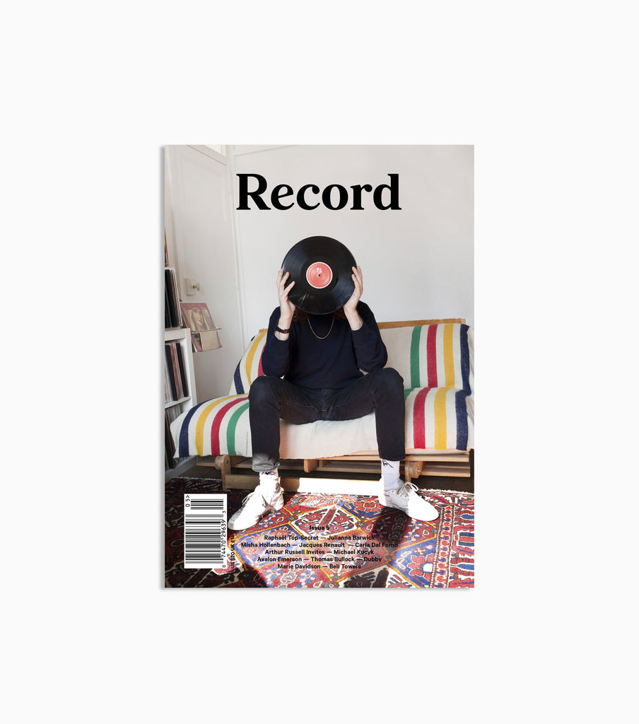 Record Culture Magazine - Issue 5