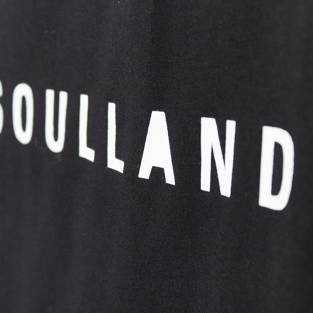 Soulland Ribbon T-Shirt - Black - 3