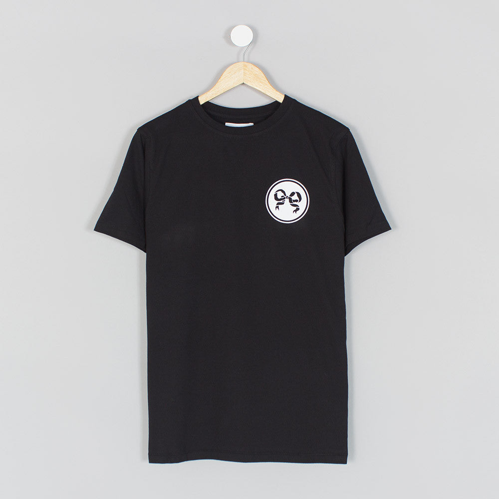 Soulland Ribbon T-Shirt - Black - 1