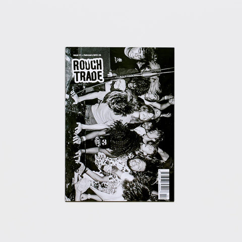 Rough Trade Magazine Issue 11 Magazine - CARTOCON