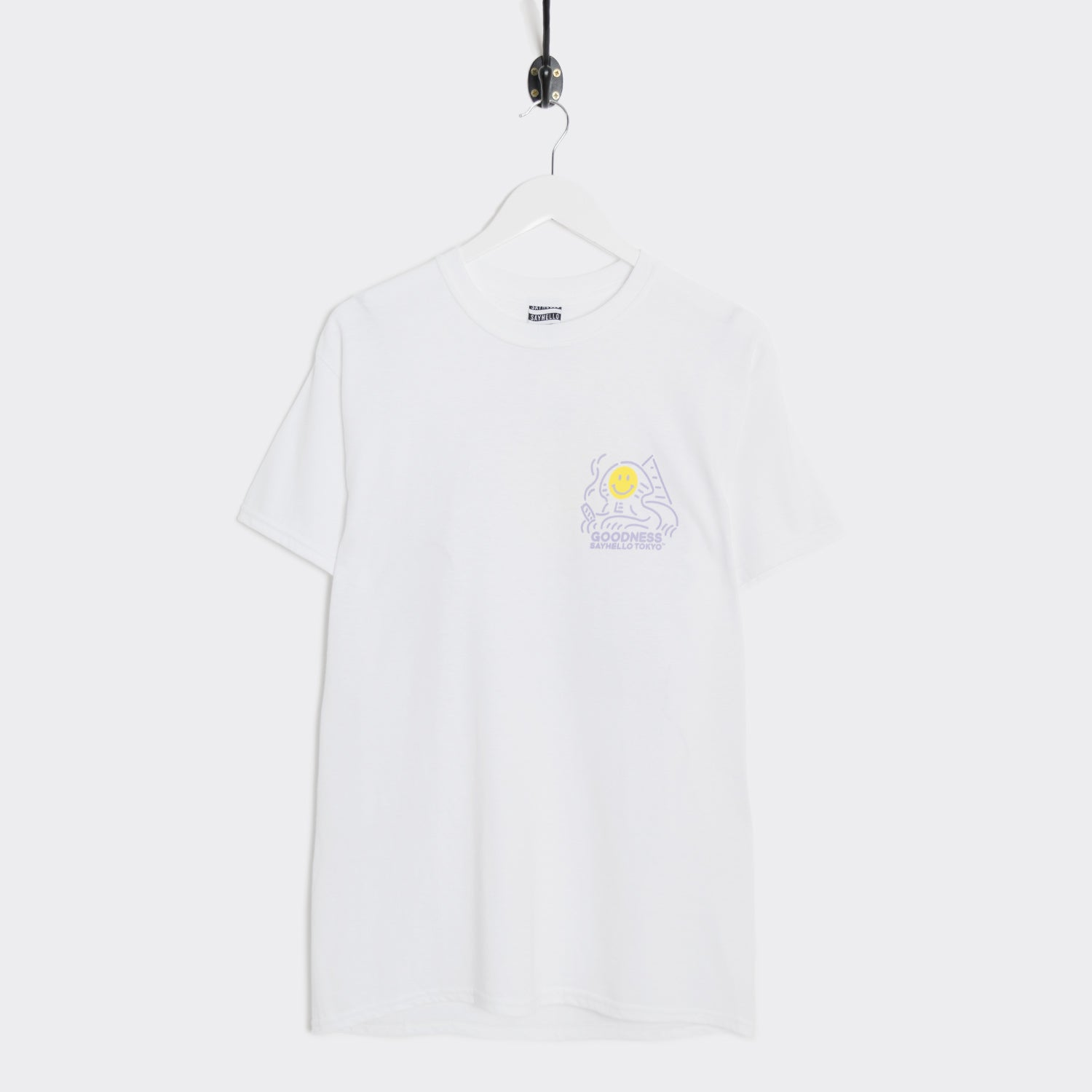 Say Hello Sfinx T-Shirt - White