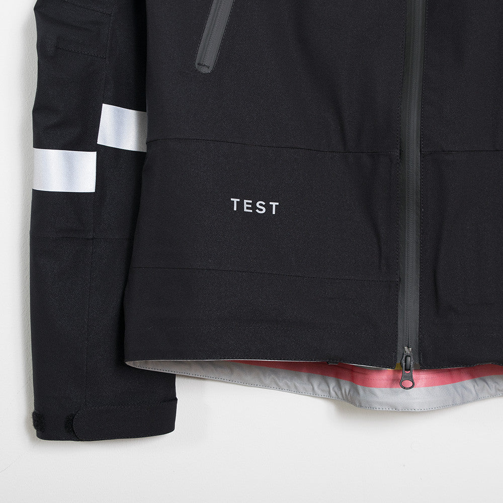 Soulland x 66°NORTH Vala Tech Jacket - Black - 3