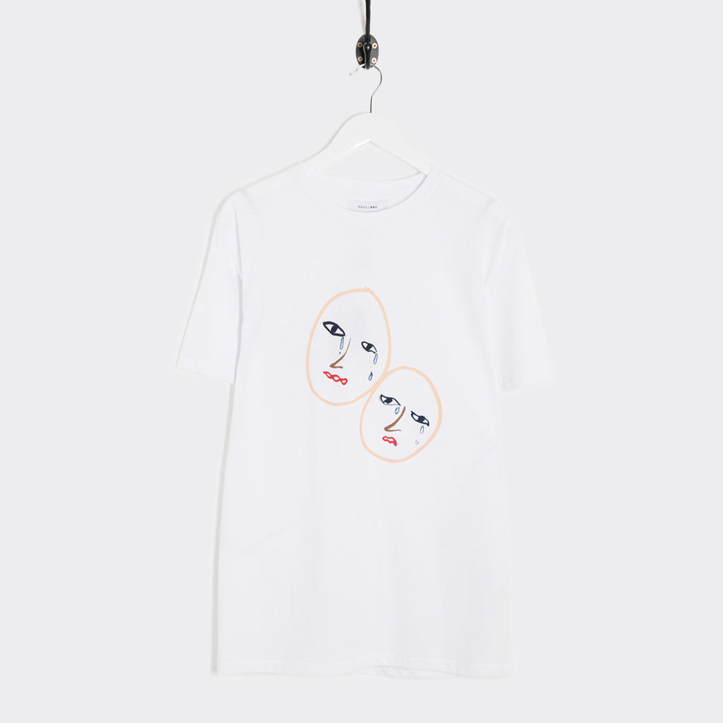 Soulland Marie T-Shirt - White