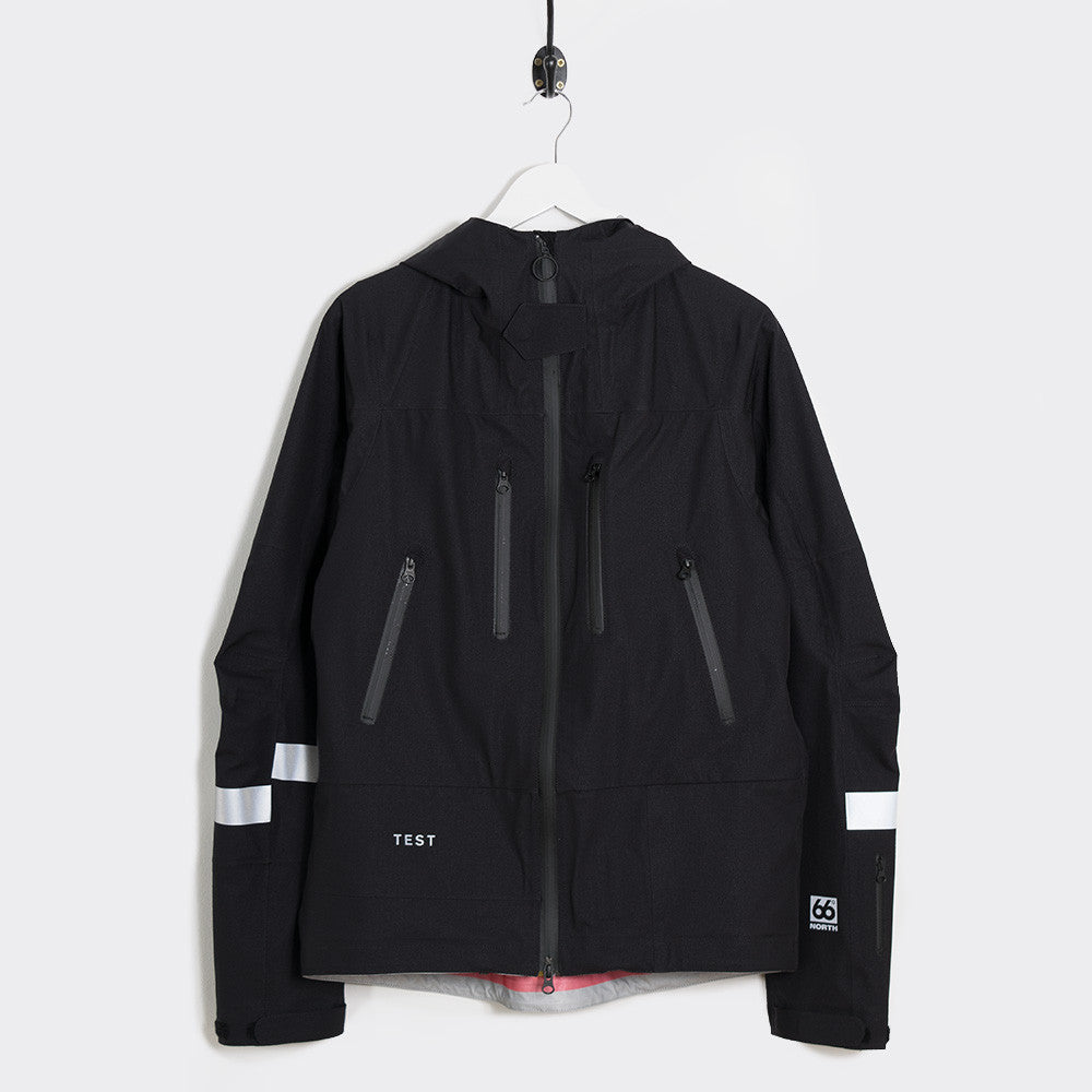 Soulland x 66°NORTH Vala Tech Jacket - Black - 1