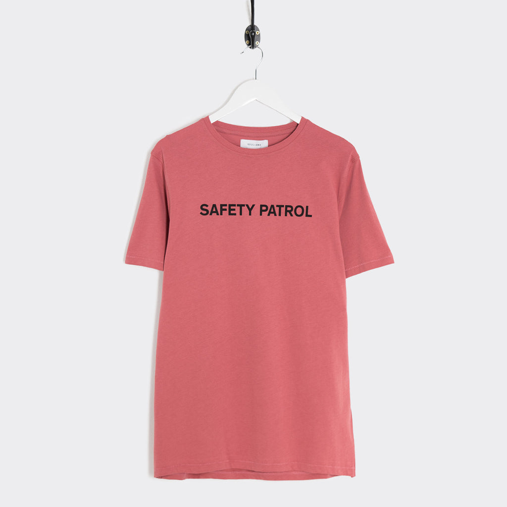 Soulland Felix T-Shirt - Dusty Coral