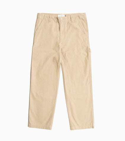 Satta Digg Carpenter Trousers - Ecru Trousers - CARTOCON
