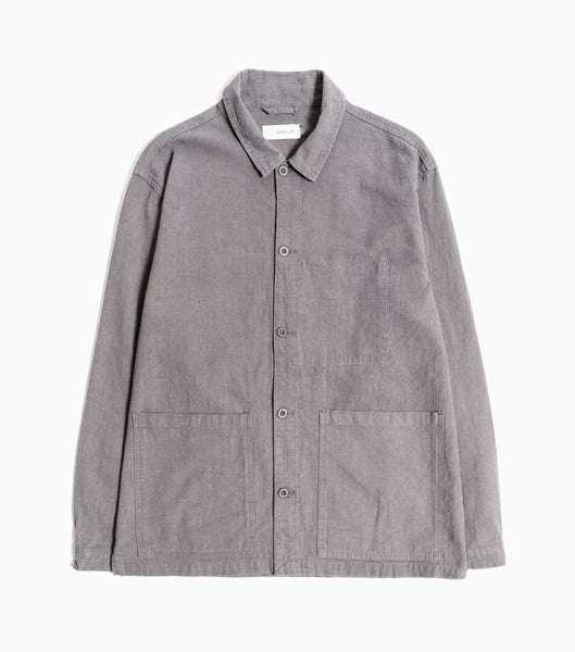Satta Sprout Jacket - Indigo Jacket - CARTOCON