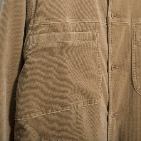Satta Cord Jacket - Camel  - CARTOCON