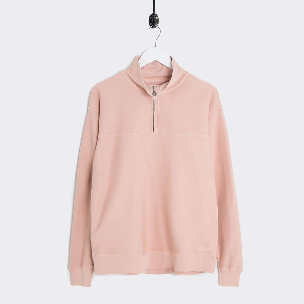 Saturdays NYC Sam Pullover - Clay