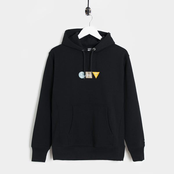 Say Hello Memories Hooded Sweatshirt - Black - 1