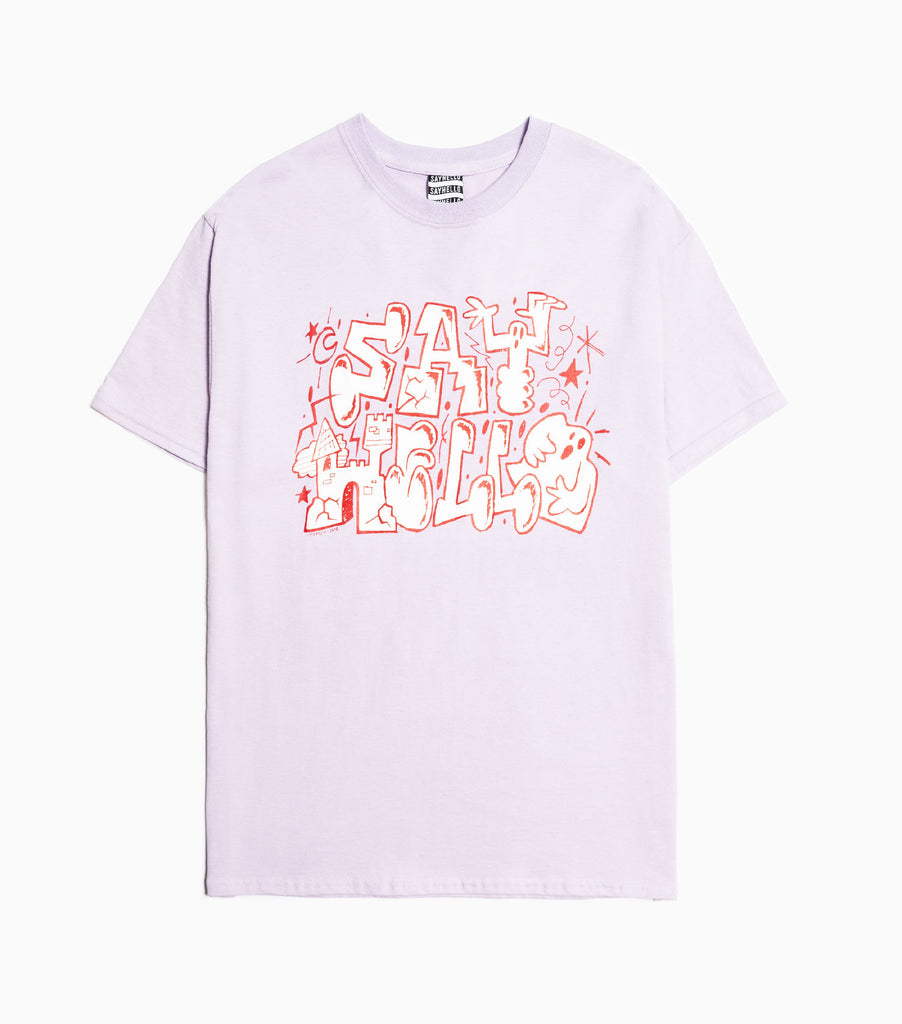 Sayhello Topten T-Shirt - Orchid