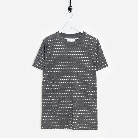 Soulland Fernell T-Shirt - Grey  - CARTOCON