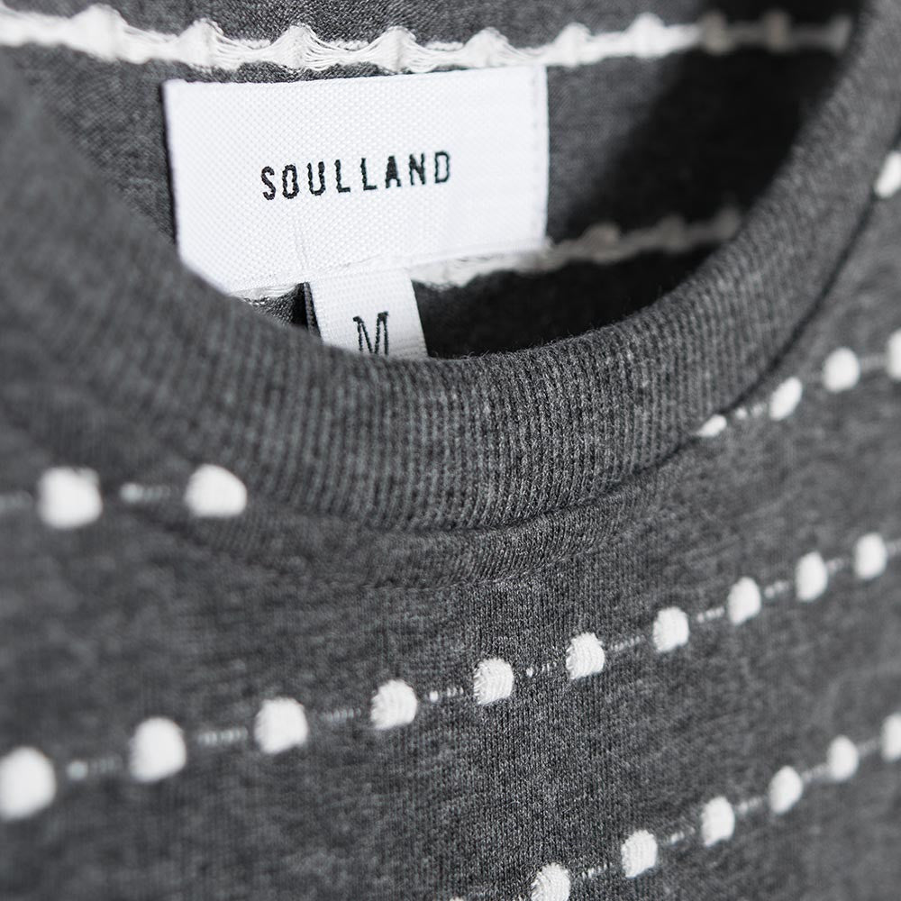 Soulland Fernell T-Shirt - Grey - 3