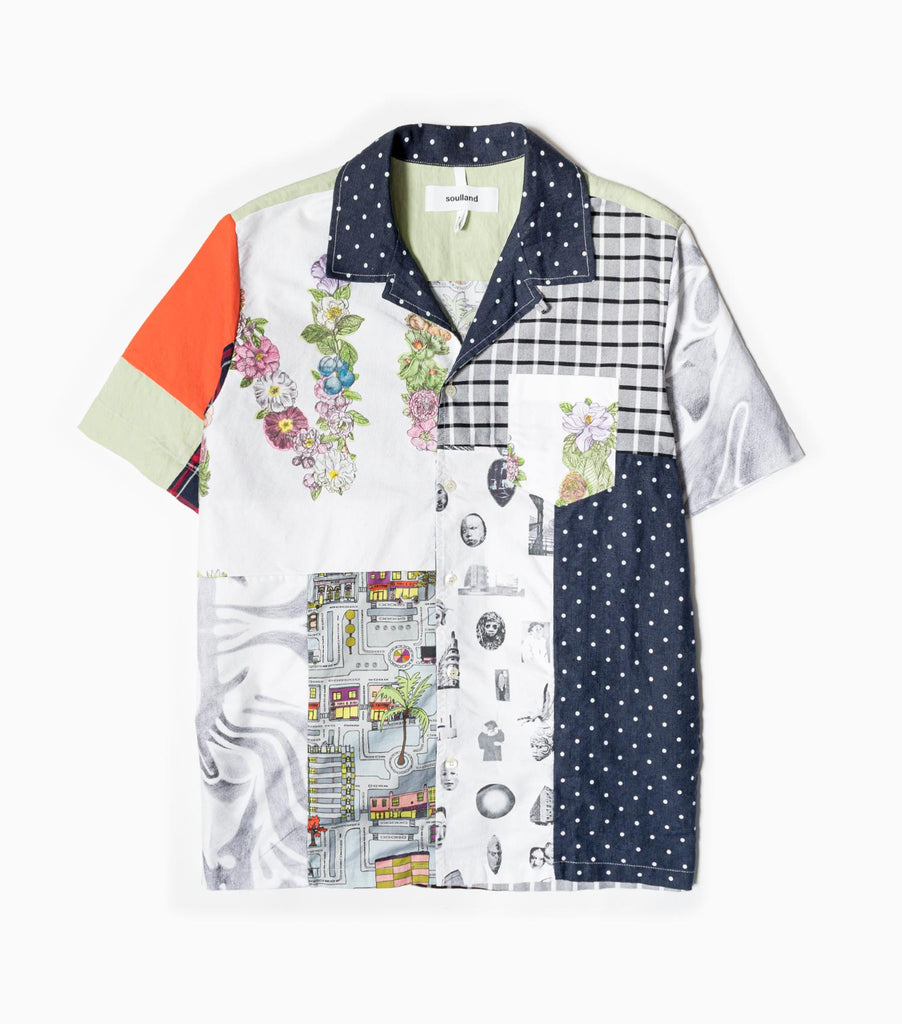 Soulland Over/Out Jorge Shirt - Multi