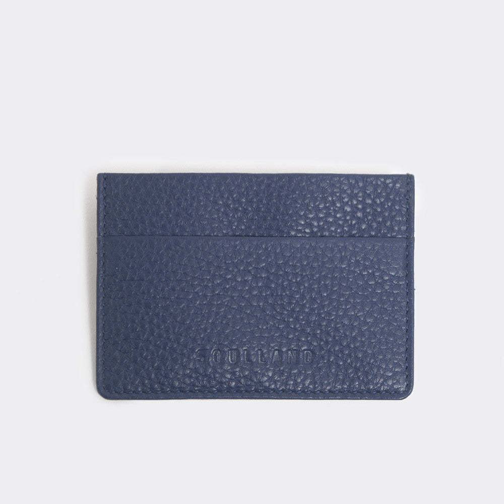 Soulland Frauder Card Holder - Blue - 1