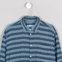 Soulland Goff Shirt – Light Blue  - CARTOCON