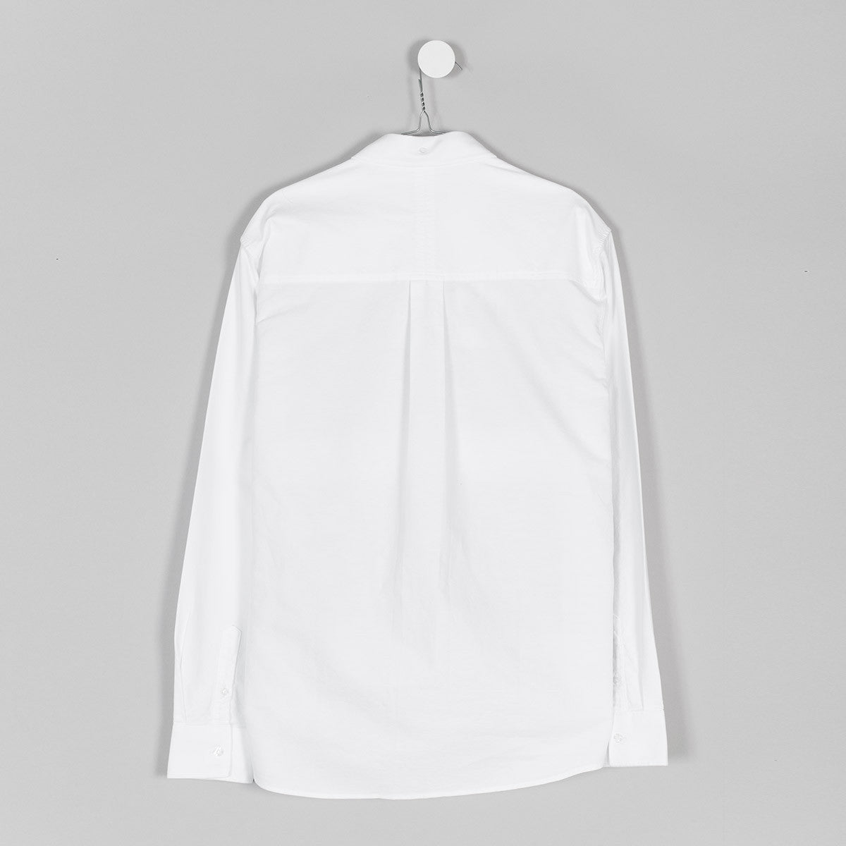 Soulland Goldsmith Oxford Shirt – White  - CARTOCON