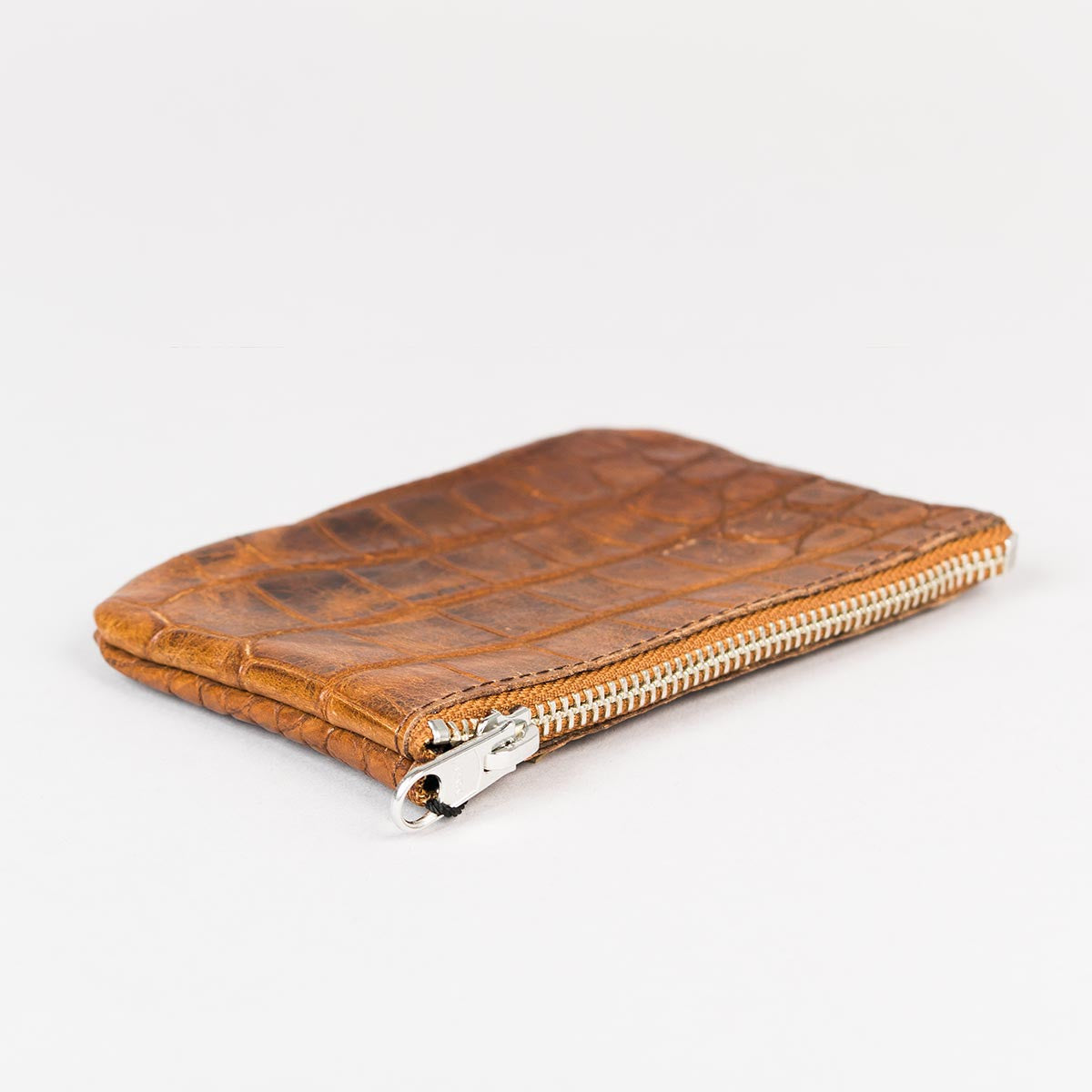 Soulland Joan Wallet – Brown Croc  - CARTOCON