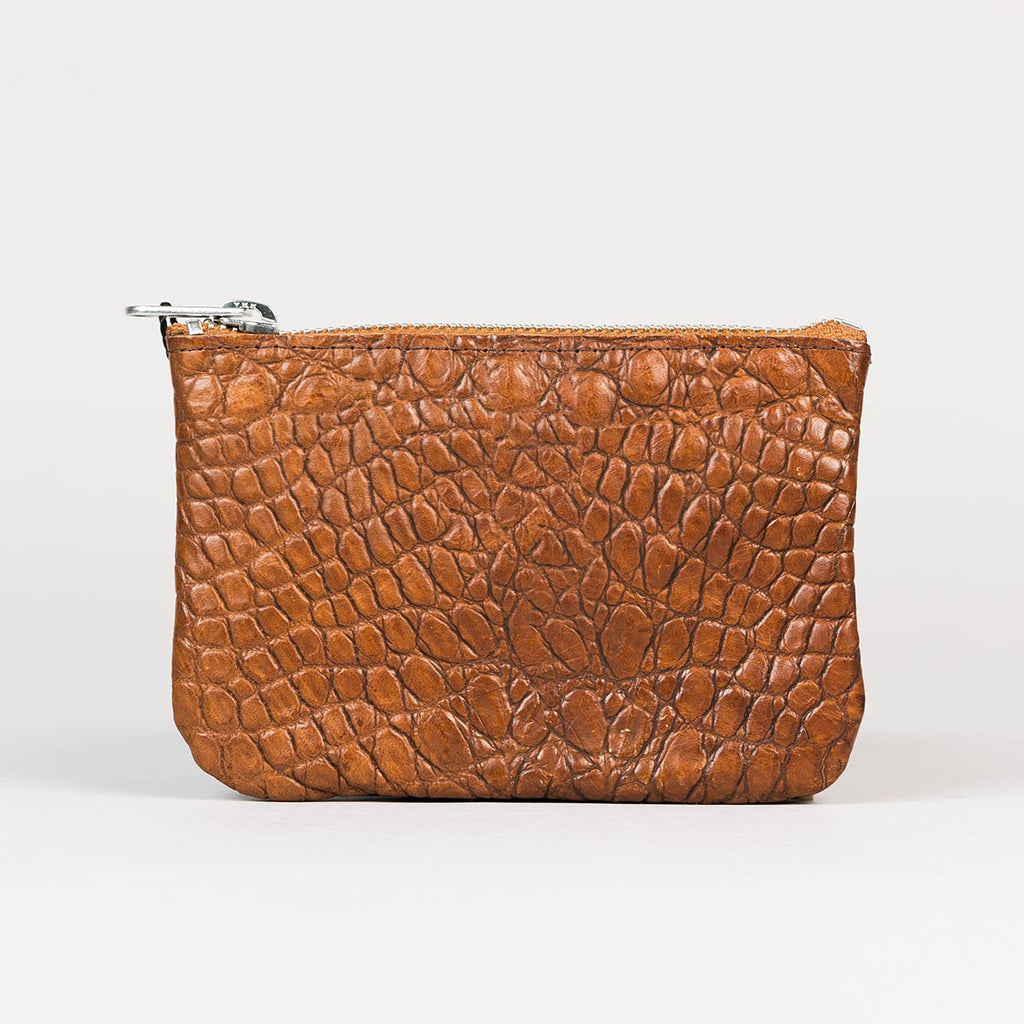 Soulland Joan Wallet – Brown Croc - 1
