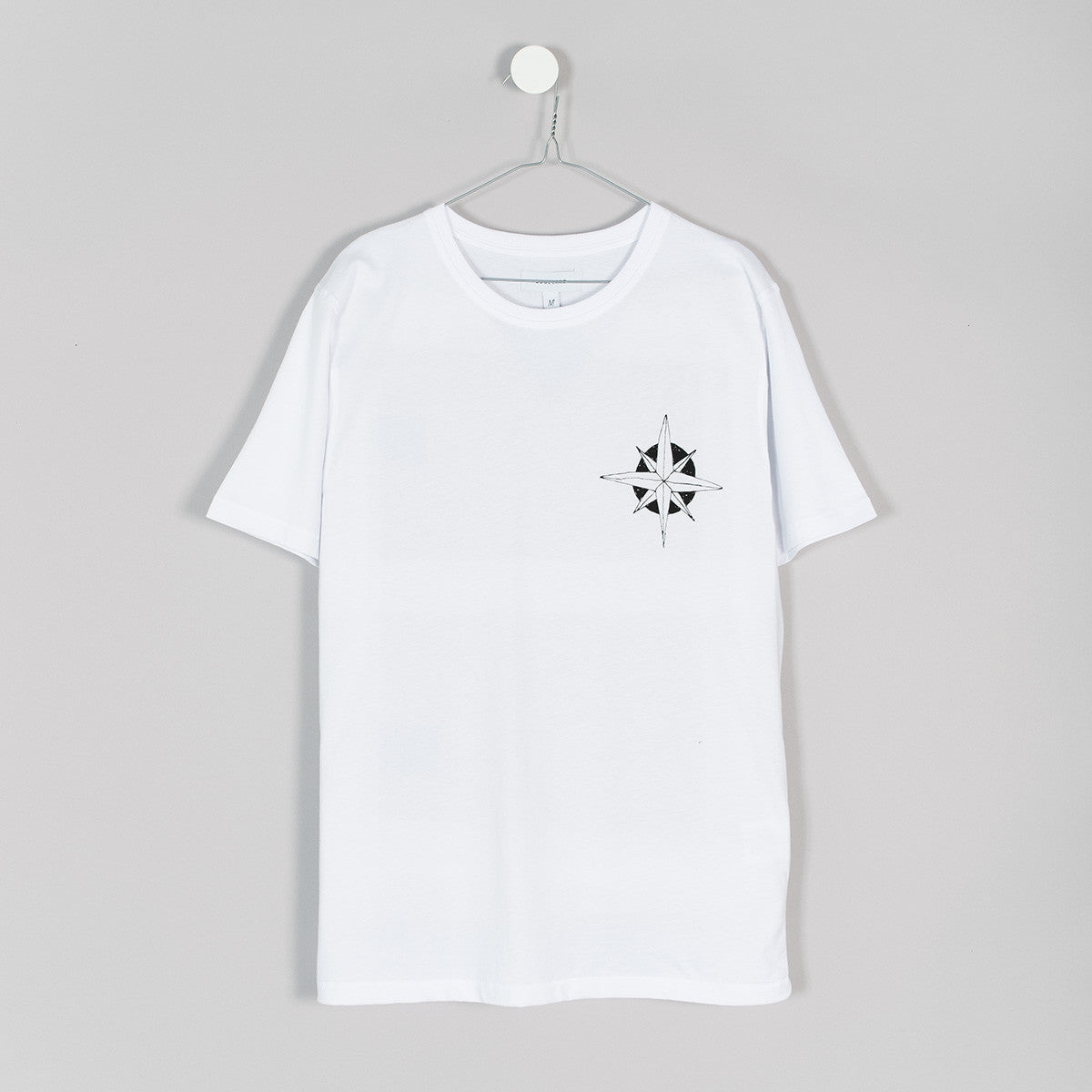 Soulland Navigator T-Shirt – White  - CARTOCON
