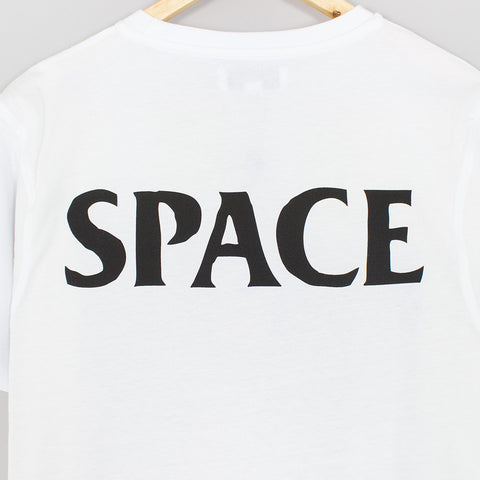 Soulland Planets T-Shirt - White  - CARTOCON