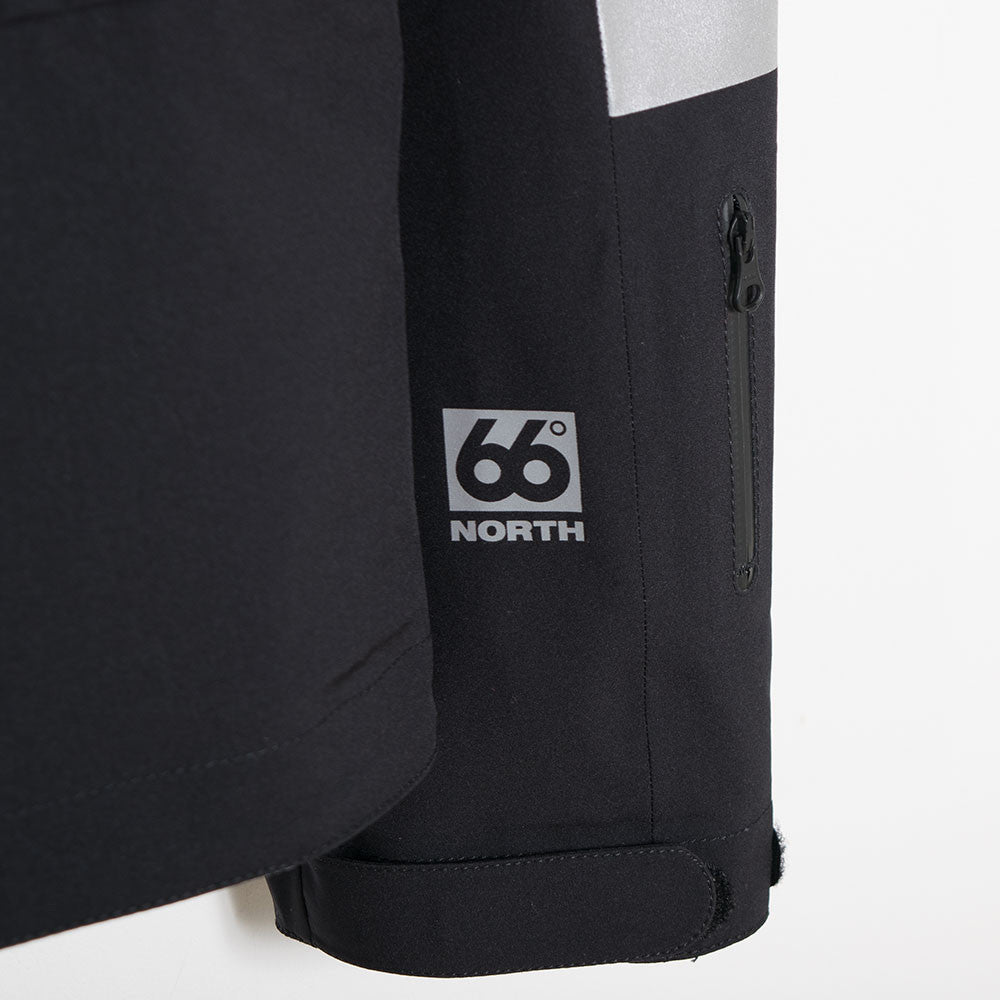 Soulland x 66°NORTH Vala Tech Jacket - Black - 6