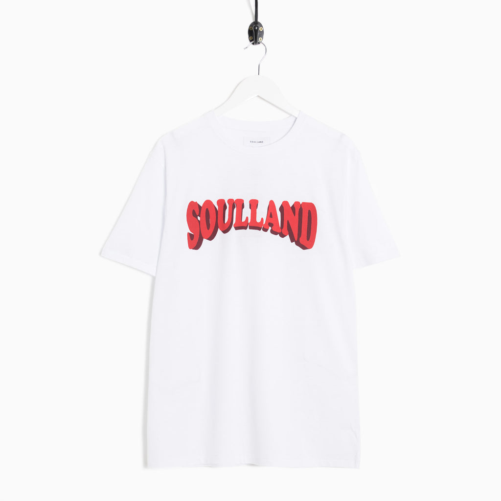 Soulland Ozzel T-Shirt - White