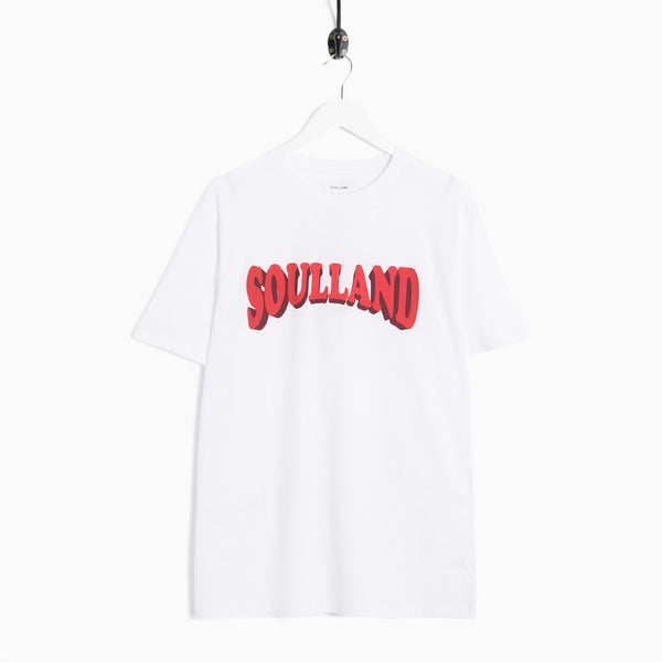 Soulland Ozzel T-Shirt - White T-Shirt - CARTOCON
