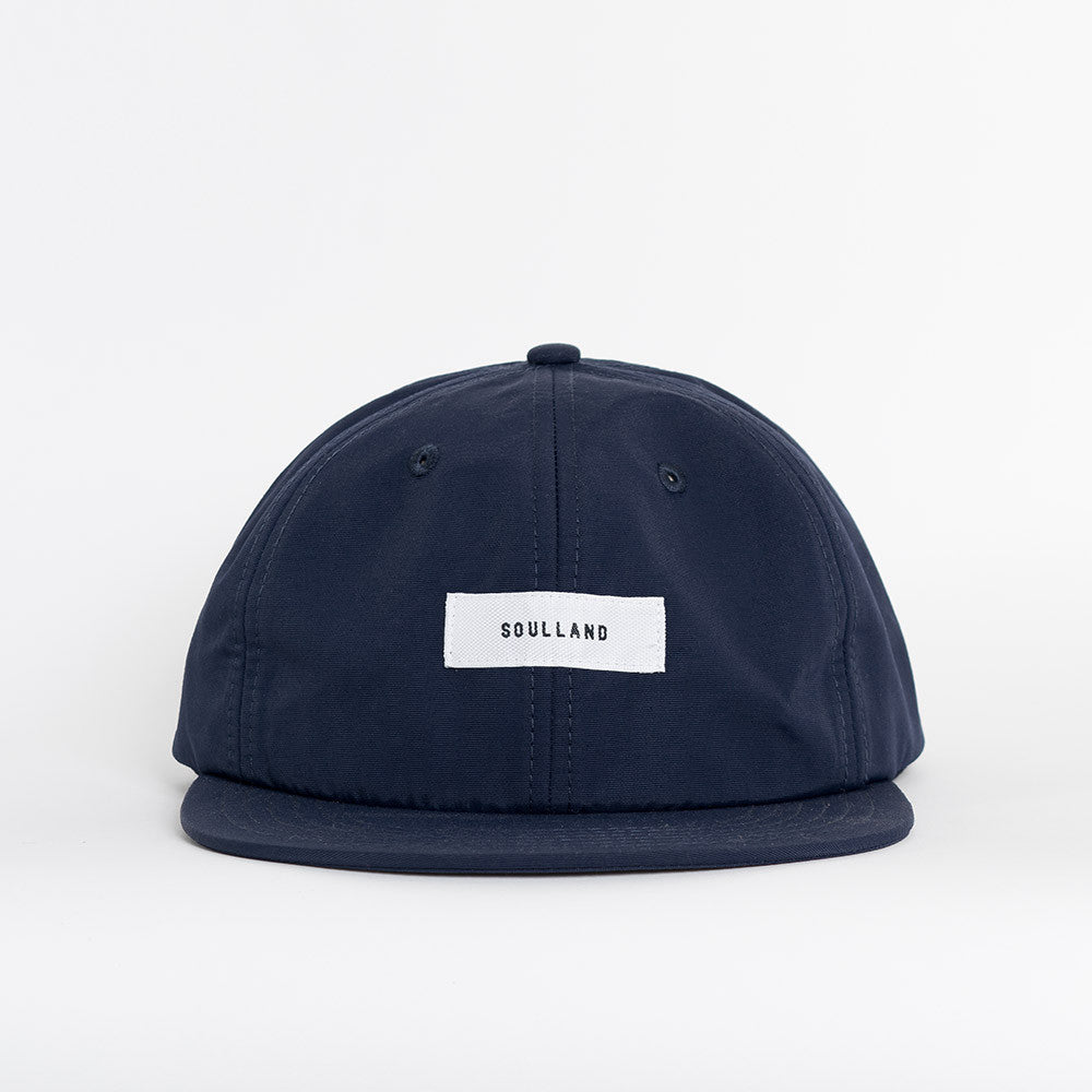 Soulland Javier Cap - Navy  - CARTOCON