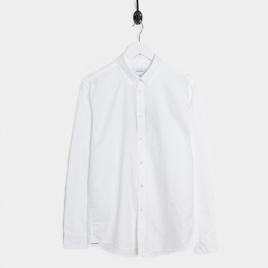 Soulland Goldsmith Shirt - White Dots - 1
