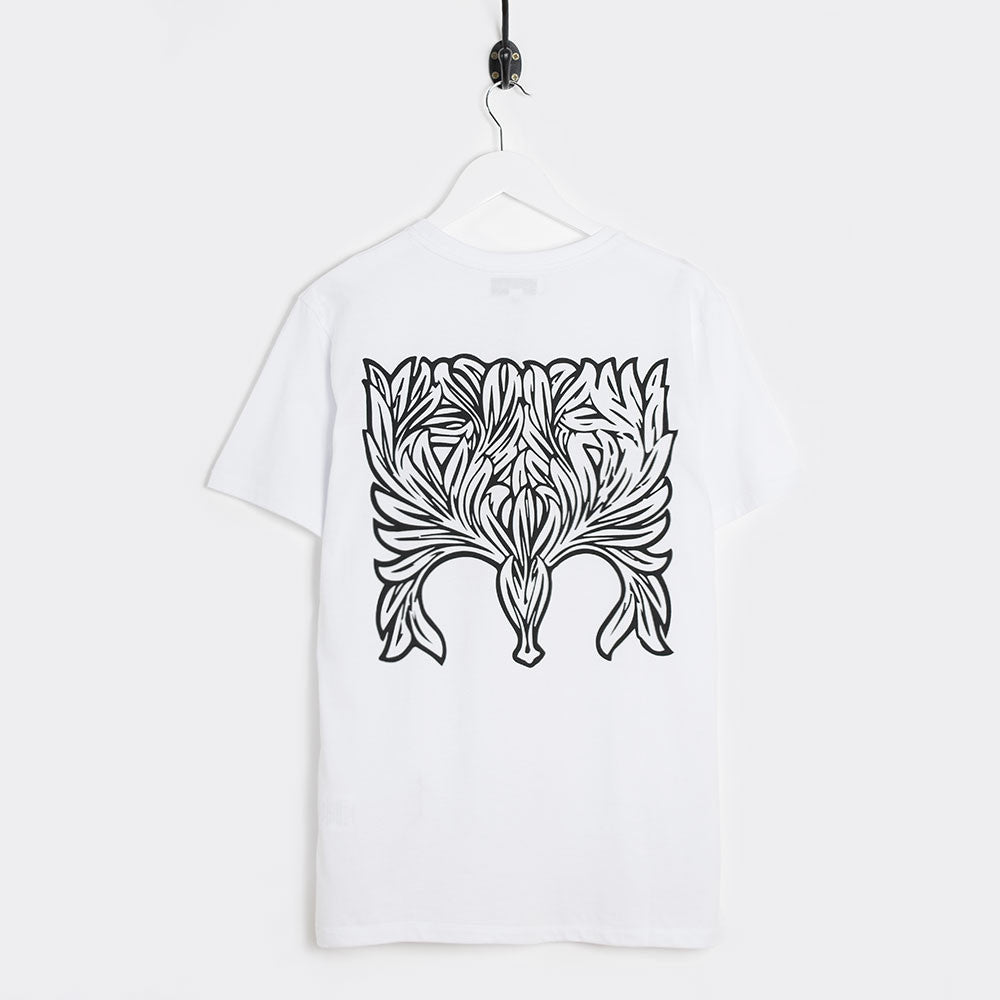 Soulland Kidder T-Shirt - White - 4