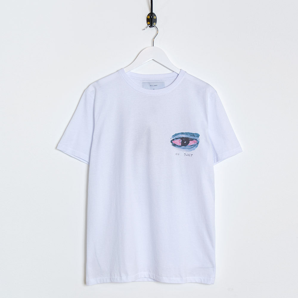 Soulland Visions T-Shirt - White - 1
