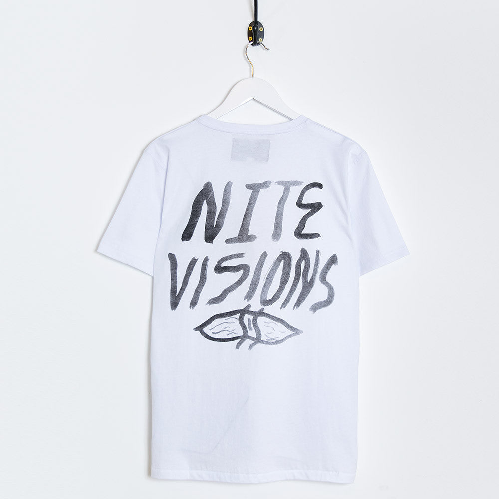 Soulland Visions T-Shirt - White  - CARTOCON
