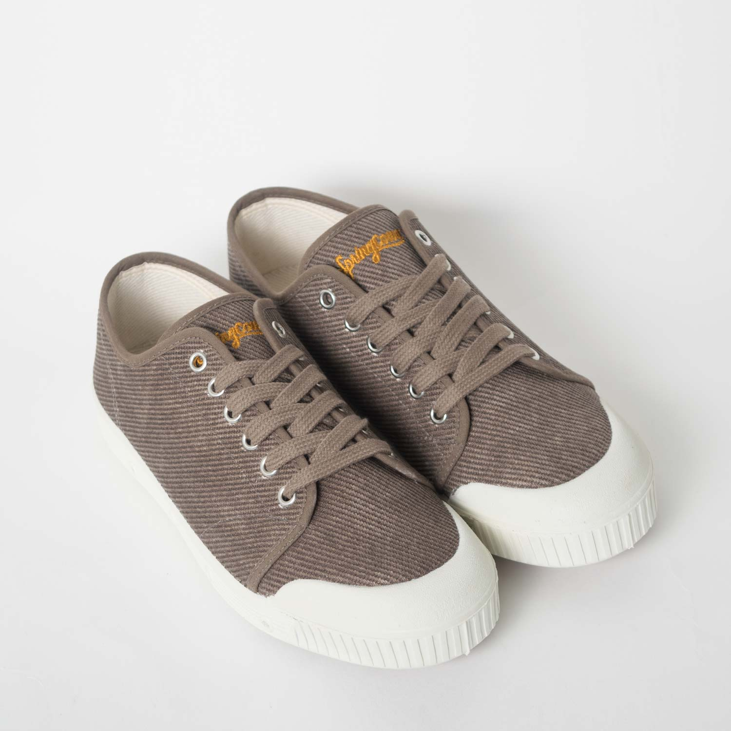 Spring Court G2 Heavy Twill - Taupe