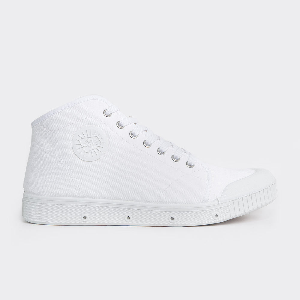 Spring Court B2 Classic Canvas - White - 1