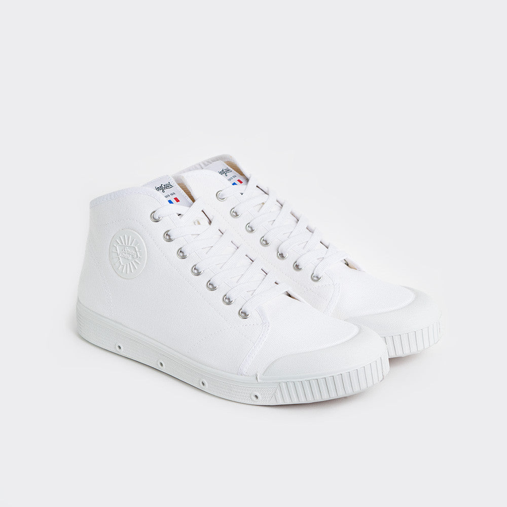 Spring Court B2 Classic Canvas - White - 2
