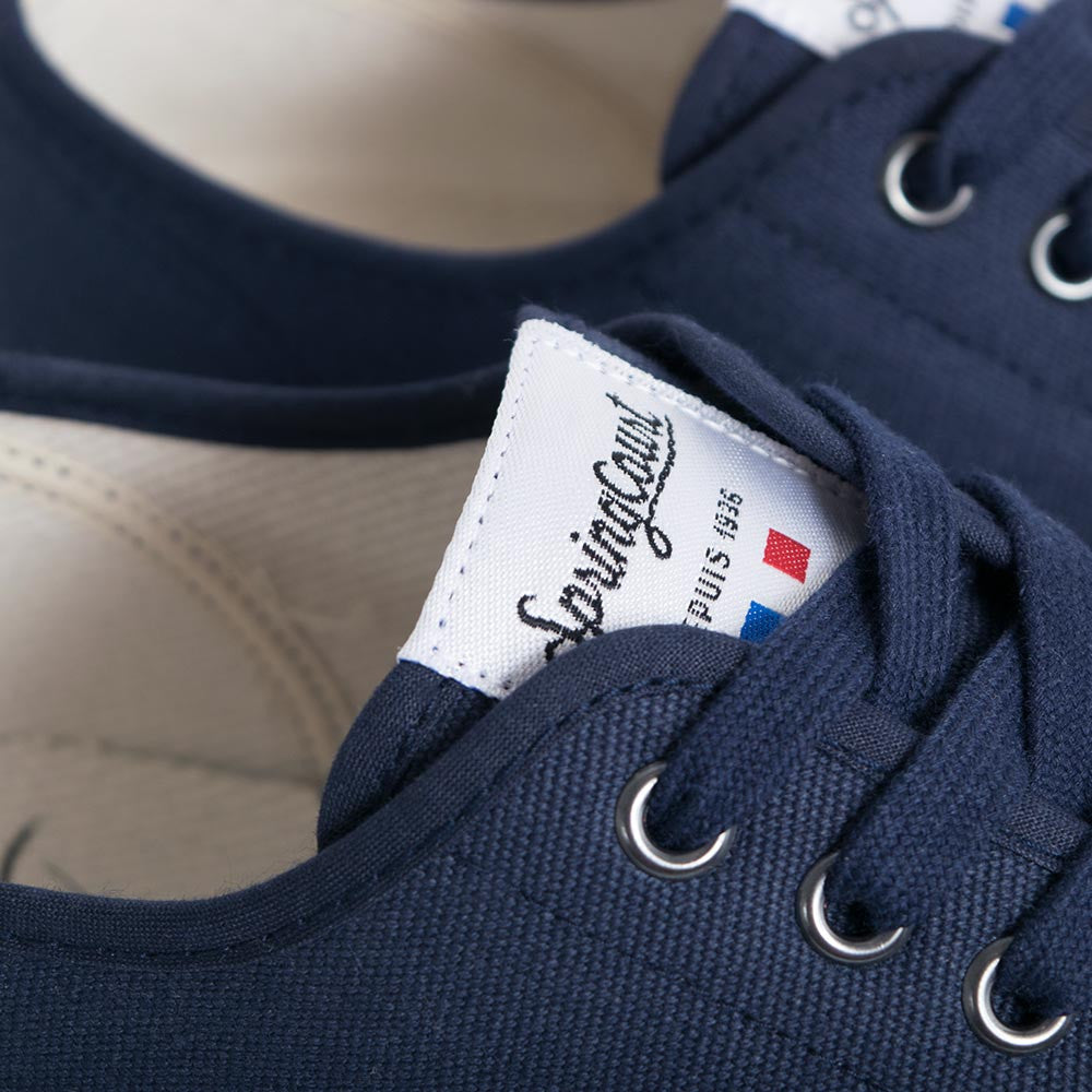 Spring Court G2 Classic Canvas - Midnight Blue - 3