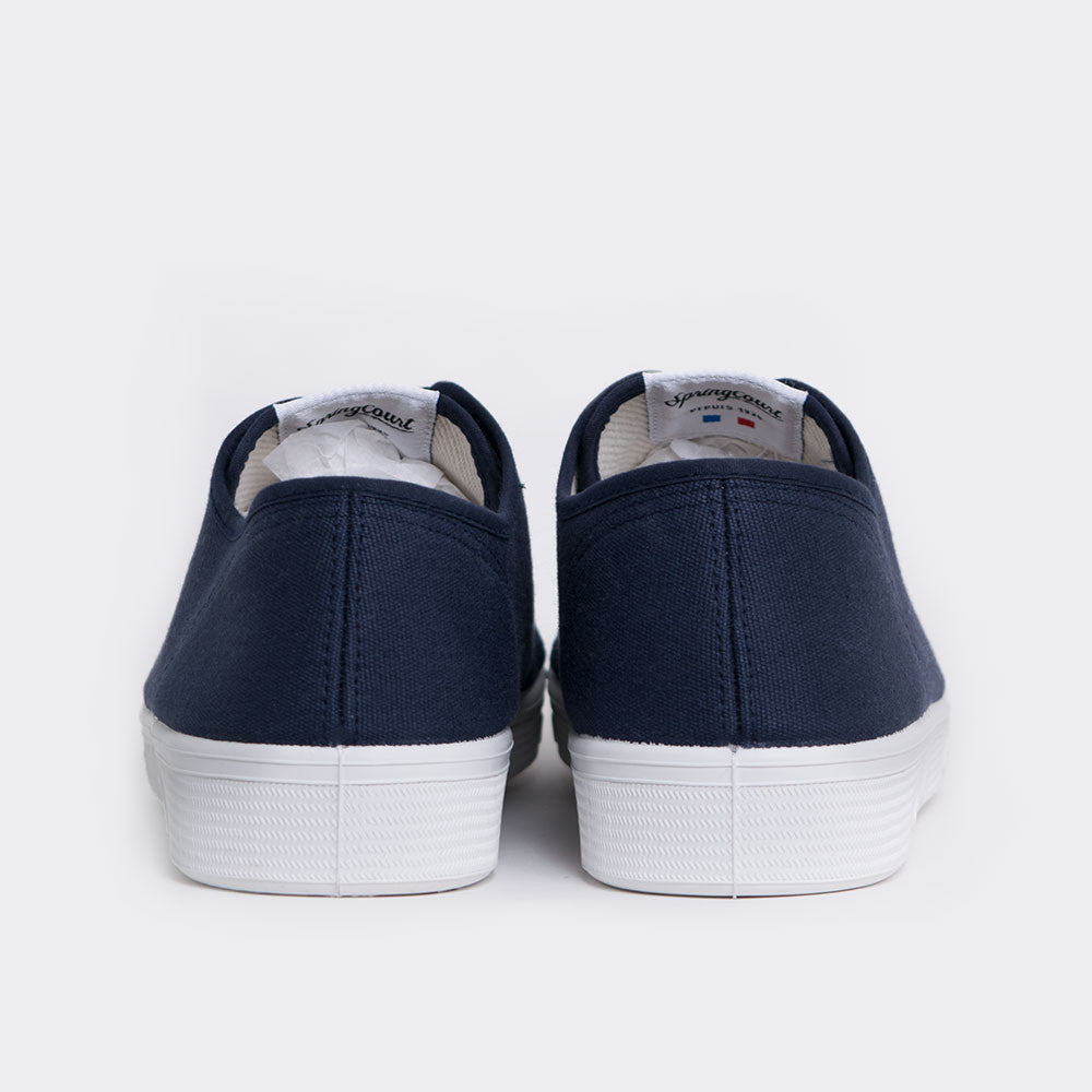 Spring Court G2 Classic Canvas - Midnight Blue - 4