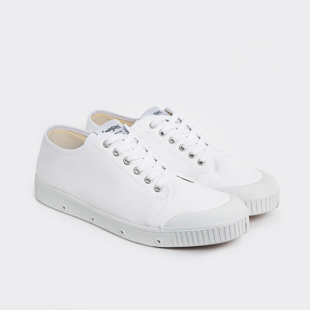 Spring Court G2 Classic Canvas - White - 2